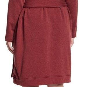 UGG Intimates   Sleepwear - UGG Blanche Sienna Heather Plush Shawl Collar  Robe 061938e74